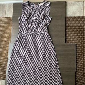 Tory Burch nude Chanel yachting dress size 4